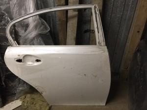 Дверь задняя правая с дефектом Lexus GS IV