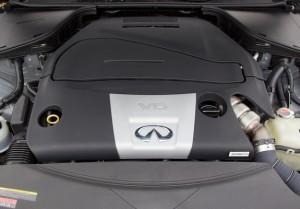 Контрактный двигатель Инфинити Infiniti QX50