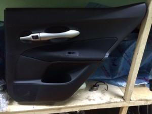 Обшивка задней правой двери Toyota Auris I Хэтчбек 5дв.