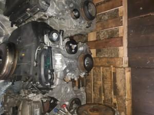 Двигатель   2.0 L LF Mazda 3