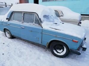 В разбор поступила ВАЗ ВАЗ 2106 седан