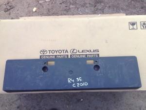 Планка бампера под номер Toyota RAV 4III (XA30)