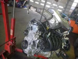 Двигатель   2.0L PEVPS Mazda CX-3 I