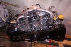 Двигатель   1.5L EL15 EL154 Subaru Impreza