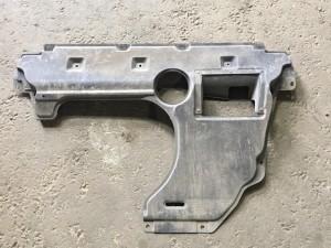 Защита двигателя нижняя Lexus NX внедорожник 5 дв.