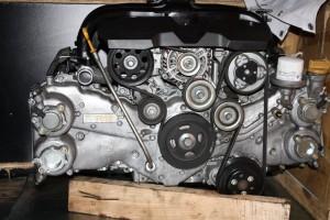 Двигатель   FB16 (1600см3.) Subaru Impreza