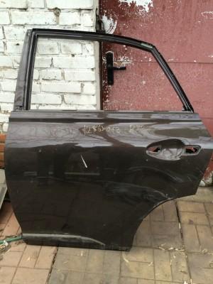 Дверь задняя левая Lexus RX III Рестайлинг