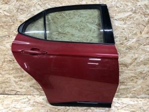 Дверь задняя правая Toyota Camry VIII (XV70) Рестайлинг – седан