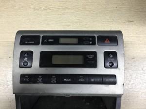 Блок управления климатом Toyota Corolla IX (E120, E130) Седан
