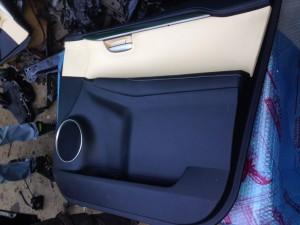 Обшивка двери передняя правая Lexus NX внедорожник 5 дв.