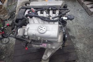 Двигатель   3.6L FSI BHK Audi Q7