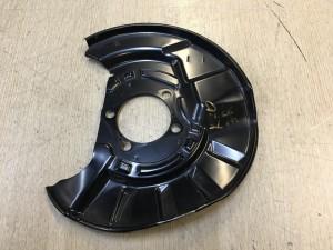Пыльник тормозного диска правый Toyota Camry VIII (XV70)