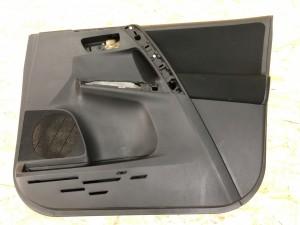 Обшивка двери передняя правая тряпка Toyota RAV 4 IV (CA40) Рестайлинг