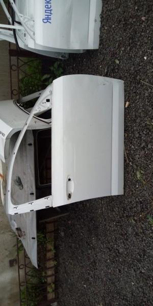 Дверь передняя правая Skoda Octavia III Рестайлинг – лифтбек