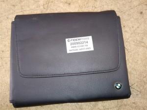 Органайзер для сервисной книжки BMW X3 E83 рест BMW X3