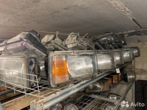 фары ваз 2101- ВАЗ (Lada) 2107