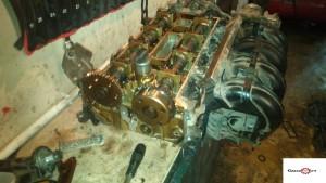 Головка блока цилиндров v-2.0 16V LF  /6 Mazda 3I (BK) Рестайлинг Седан