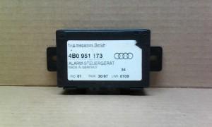 Блок управления сигнализацией -   ) C5, AEB Audi A6 II (C5) Седан