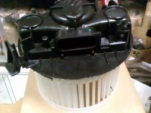 Мотор печки логан  без кондиционера Renault Logan I Рестайлинг
