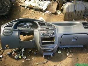 Торпеда Chevrolet Lanos седан