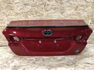 Крышка багажника Toyota Camry VIII (XV70) Рестайлинг – седан
