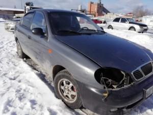 В разбор поступил Chevrolet Lanos