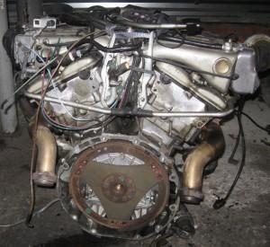 Двигатель 111 от мерседеса 202 Mercedes-Benz C-klasse I (W202) Рестайлинг Седан