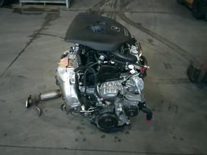 Двигатель   1.5L S5DPTS Diesel Mazda CX-3