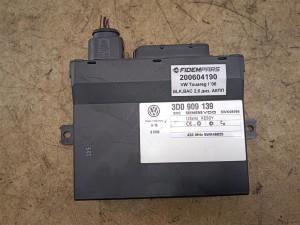 Название детали Блок управления Модель Volkswagen Touareg I Volkswagen Touareg