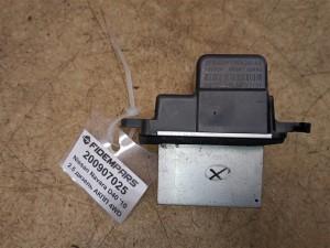 Резистор отопителя Nissan Navara Nissan Navara (Frontier)