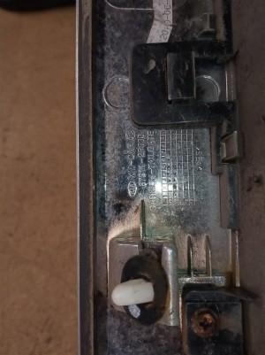 Накладка двери багажника KIA Sorento II XM Kia Sorento