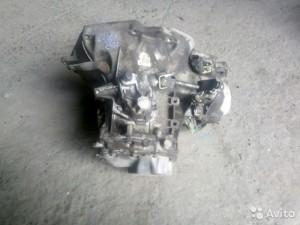МКПП Шевроле Ланос Chevrolet Lanos седан
