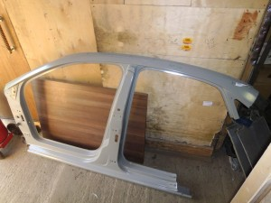 Панель боковины левая Volkswagen Polo V Седан