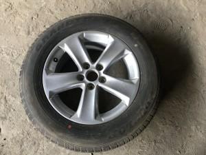 Литой диск с резиной (запаска) на Тойоту Рав4 40 42611-42410