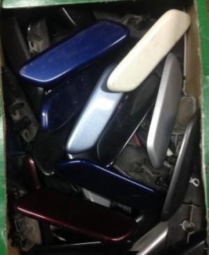Крышка форсунки омывателя фар Honda Accord VIII Седан