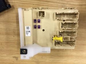Салонный блок предохранителей Toyota RAV 4IV (CA40)