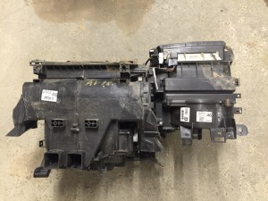 Корпус печки в сборе (печка) Toyota Avensis II Седан