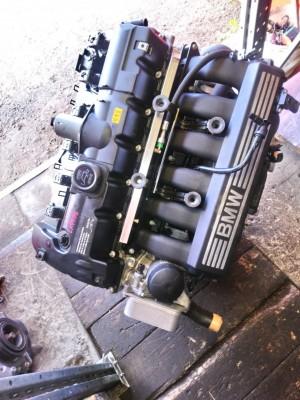 Двигатель N52B30A 3.0L  1-Series BMW 1er