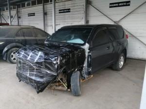 КузовPrado 150TRJ1502013 Toyota Land Cruiser Prado