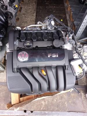 Двигатель   2.0L FSI BLX Audi A3