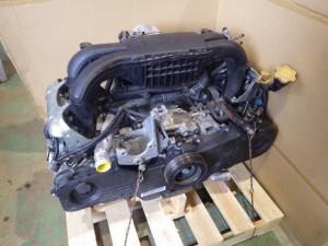 Двигатель   2.5L EJ25 EJ253 Subaru Forester
