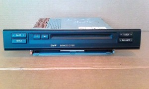 CD-проигрыватель -  5-Series ) E39 ( 65128374999 ) BMW 5er IV (E39) Седан