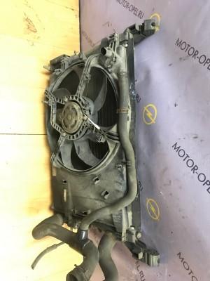 Радиатор ДВС Opel Corsa D Z14XEP Opel Corsa
