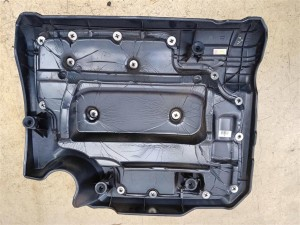 Название детали Крышка двигателя декоративная Модель Hyundai Santa Fe II CM рестайлинг Hyundai Santa Fe