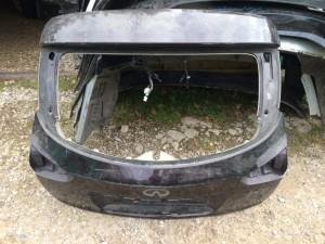 Крышка багажника Infiniti EX внедорожник 5 дв.