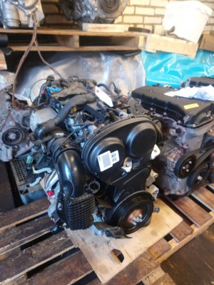 Двигатель B4204T11 2.0L (2000см3.Турбо тип бензин). Volvo XC60