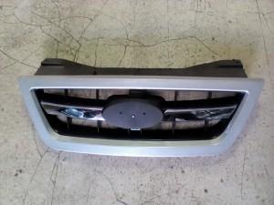Решетка радиатора деу нексия серебристый цвет Daewoo Nexia I Рестайлинг