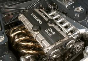 Контрактный двигатель Вольво Volvo XC90