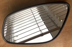 Стекло зеркала LH Porsche Cayenne I (955)