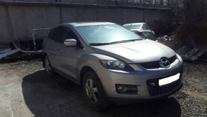В разбор  CX7 2.3 L3 Turbo Mazda CX-7
